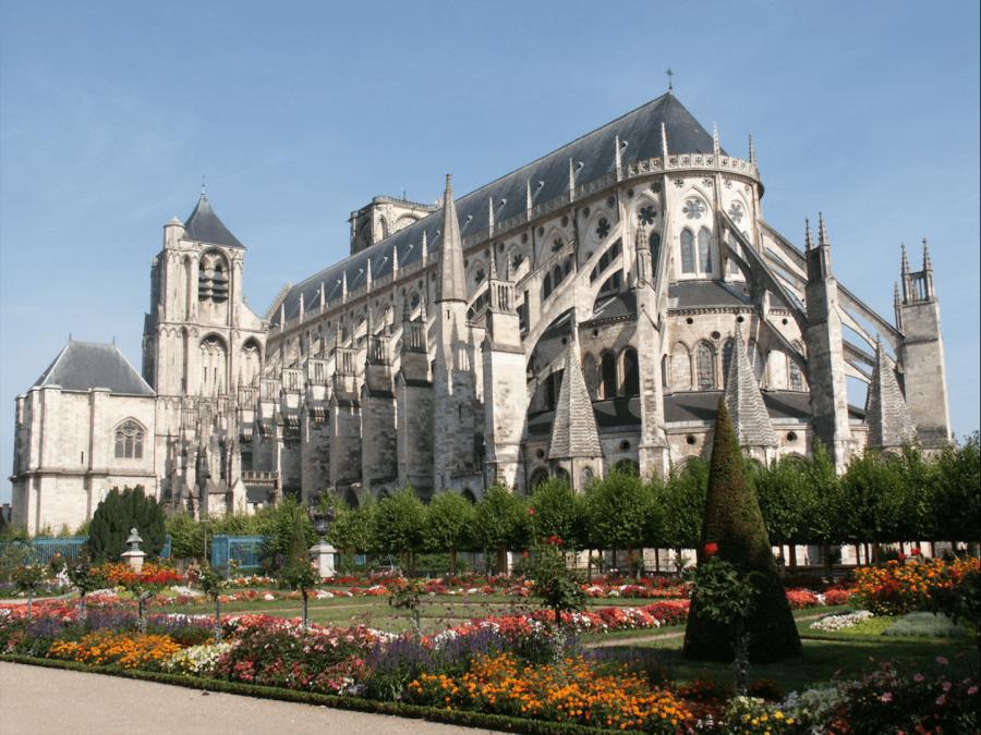 Cathédrale Saint-Etienne de Bourges (Cher)